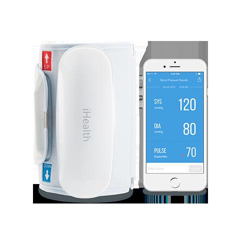 iHealth Blood Pressure Monitor BP5