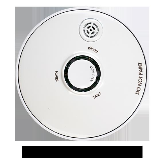 Care@Home Wireless Smoke Detector