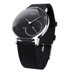 Withings Activité 36 Steel Black