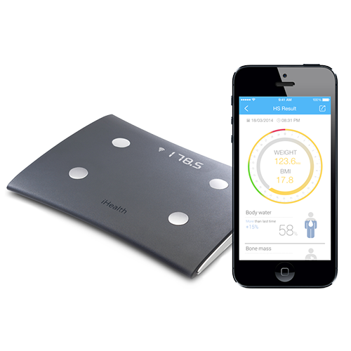 iHealth Wireless Body Analyser