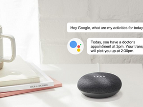 How Siri, Alexa, and Google can support independent living for dementia patients