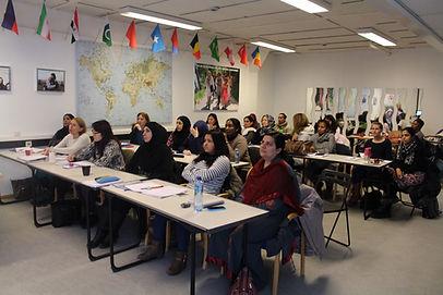 Samfunnskunnskaps seminaret hos LIN