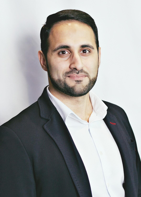 Yasir Ahmed er ny styreleder