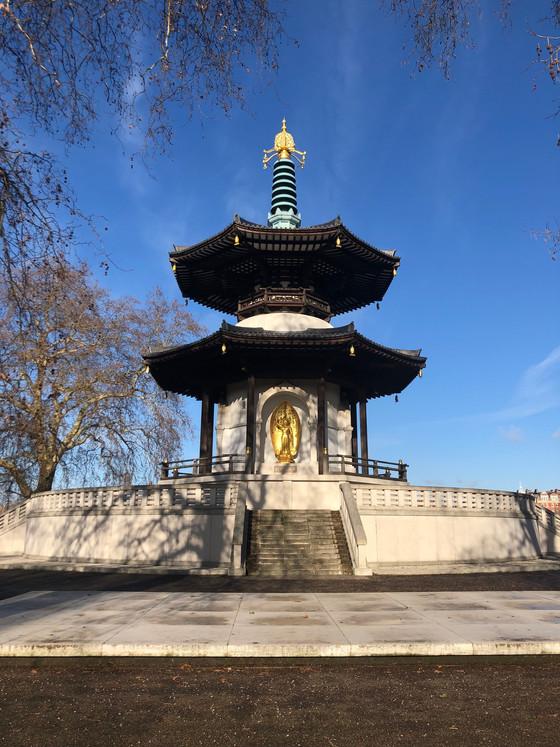 The Peace Pagoda