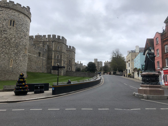 Windsor Castle & Town