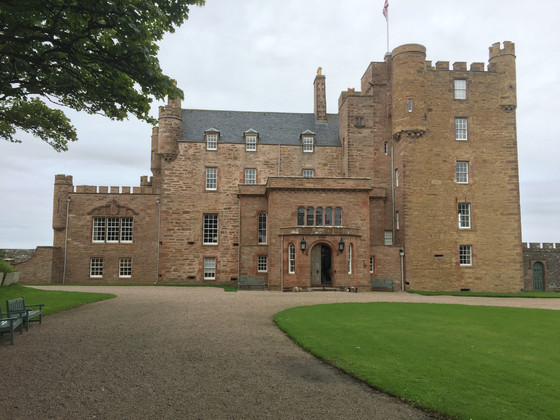 Romance and Royalty at the Castle of Mey