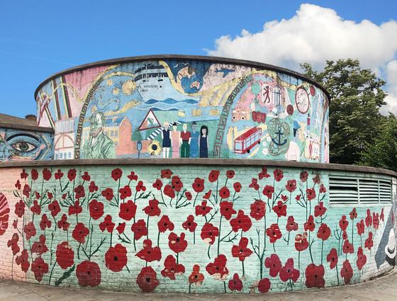 War  Memorial, Stockwell