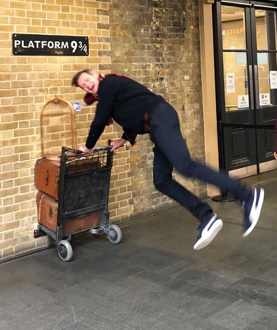 Harry Potter @ Kings Cross