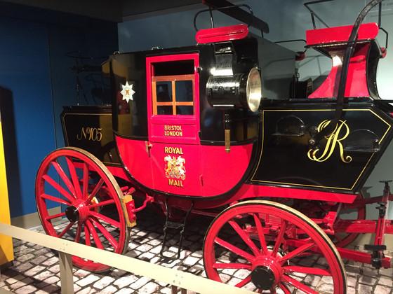 London new postal museum