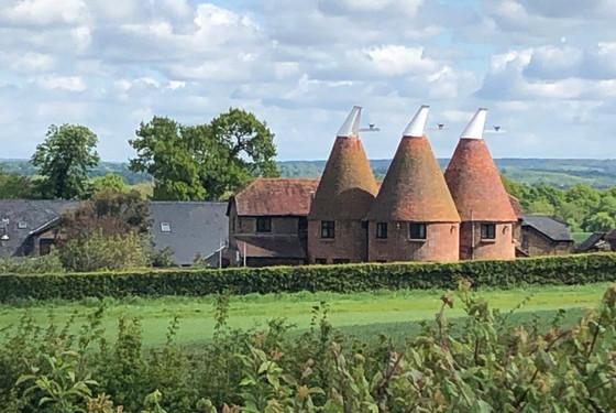 Oast House, Kent