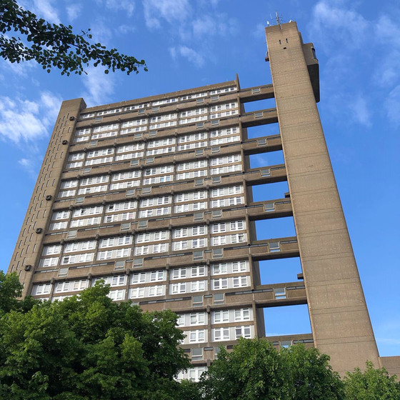 Trellik Tower, North Kensington