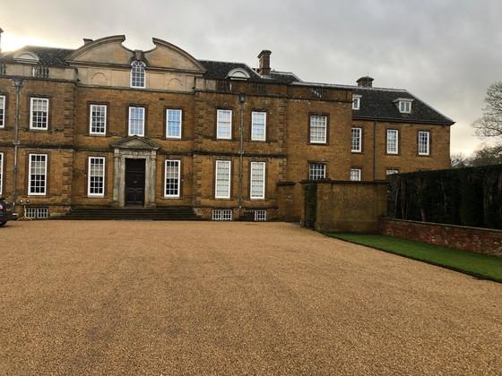 Upton House, a weekend retreat