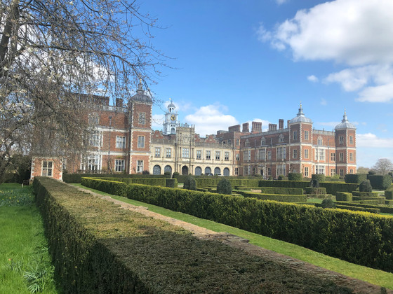 Hatfield House, a London Prodigy