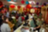素食夜市小吃園遊會