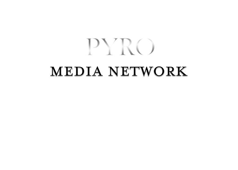 Pyro Media Network logo (Words Only (2).