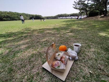 気分転換のおススメ:ピクニック日和