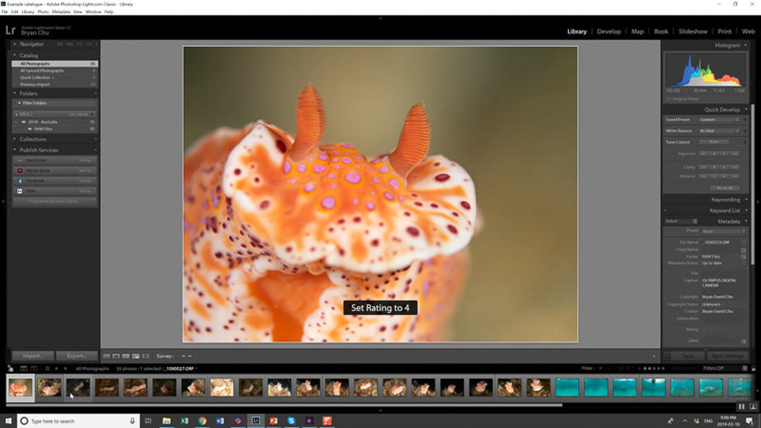 1-on-1 Post Processing Class