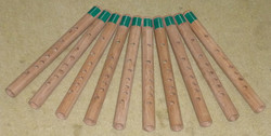 竹の木製エッセンシャルモデル