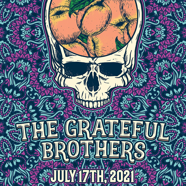 The Grateful Brothers at Charleston Pour House