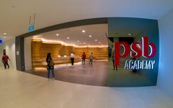 Socialight PSB Academy 1 Entrance
