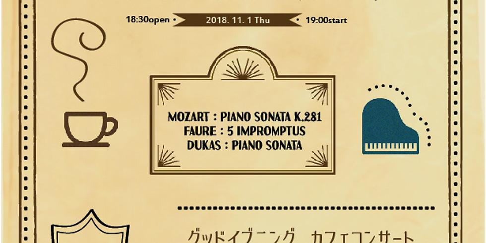 Good Evening Cafe Concert