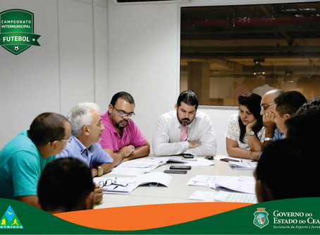 BOLETIM DA COMISSÃO DISCIPLINAR - CAMPEONATO INTERMUNICIPAL 2019