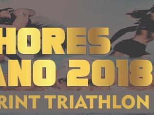 MELHORES DO ANO DE 2018 - SPRINT TRIATHLON