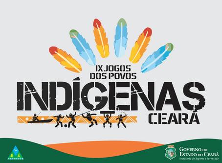 CONFIRA A PROGRAMAÇÃO DO IX JOGOS DOS POVOS INDÍGENAS
