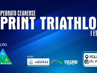 CAMPEONATO CEARENSE DE SPRINT TRIATHLON - I ETAPA | 24/04/2021 |