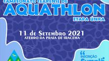 Campeonato Cearense de Aquathlon - Etapa única 11/09/2021