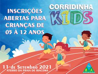 CORRIDINHA KIDS FETRIECE - 11/09/2021