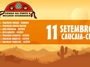 CABRA DA PESTE E MULHER GUERREIRA - 11/09/2021