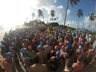 Triatletas cearenses viajam hoje para última etapa da Copa Nordeste de Triathlon.
