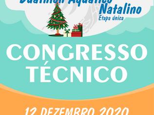 APRESENTAÇÃO CONGRESSO TÉCNICO DO CAMPEONATO CEARENSE DE DUATHLON AQUÁTICO NATALINO 2020
