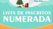 "LISTA FINAL NUMERADA - ""CAMPEONATO CEARENSE DE DUATHLON AQUÁTICO NATALINO - ETAPA ÚNICA"""