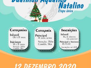CAMPEONADO CEARENSE DE DUATHLON AQUÁTICO - LIMITE DE 200 INSCRIÇÕES