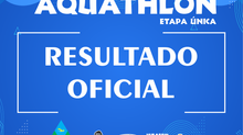 RESULTADO OFICIAL - CAMPEONATO CEARENSE DE AQUATHLON 2021
