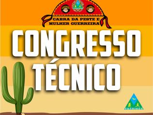 APRESENTAÇÃO CONGRESSO TÉCNICO DO TRIATHLON LONGÃO CABRA DA PESTE E MULHER GUERREIRA 2020