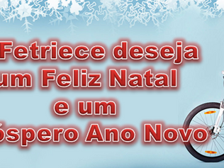 Fetriece entra em recesso de final de ano amanhã dia 19/12/2017.