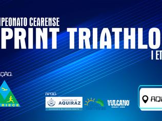 CAMPEONATO CEARENSE DE SPRINT TRIATHLON - I ETAPA | 24/07/2021 |