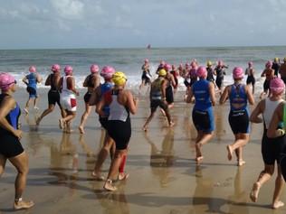 30 Mulheres Inscritas no Campeonato Cearense de Sprint Triathlon 17/02 - Confira nossa Agenda.