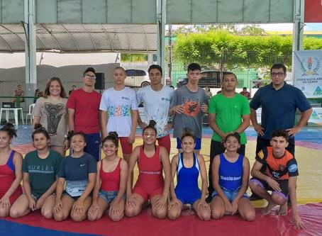 Modalidades individuais encerram Jogos Escolares do Ceará 2019