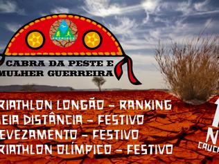 CABRA DA PESTE E MULHER GUERREIRA - 16/11//2019