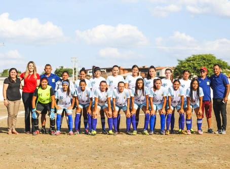 Abertura do Campeonato Intermunicipal de Futebol no naipe feminino em Madalena