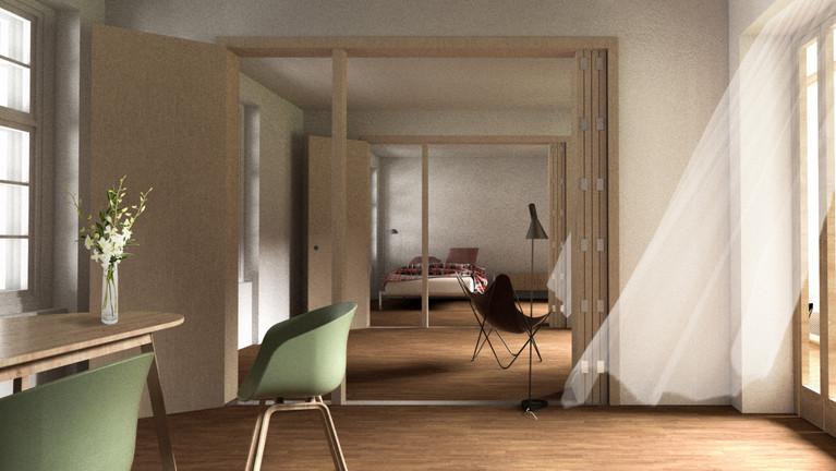 Perspektive Wohnung