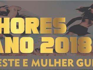 MELHORES DO ANO DE 2018 - CABRA DA PESTE E MULHER GUERREIRA