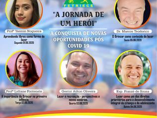 A Jornada de um Herói – Capacitação Online
