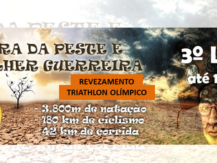 TRIATHLON OLÍMPICO FESTIVO NO CABRA DA PESTE - CONHEÇA OS GANHADORES DA PROMOÇÃO RELÂMPAGO