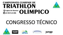 APRESENTAÇÃO CONGRESSO TÉCNICO DO CAMPEONATO CEARENSE DE TRIATHLON OLÍMPICO 2021