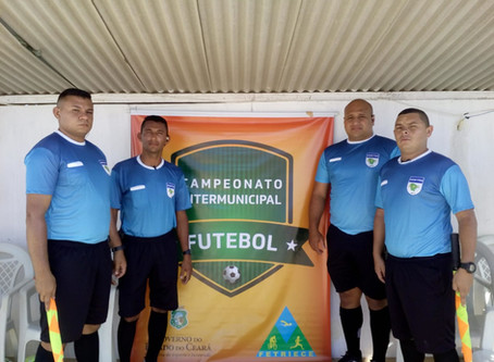 CAMPEONATO INTERMUNICIPAL - JOGOS DAS SELEÇÕES DA REGIÃO CENTRO SUL  E SUL CEARÁ.